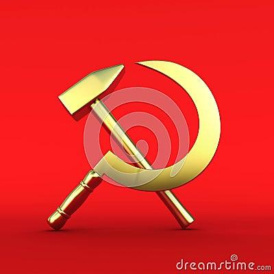 3d Soviet Union symbol