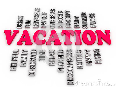 3d Vacation family