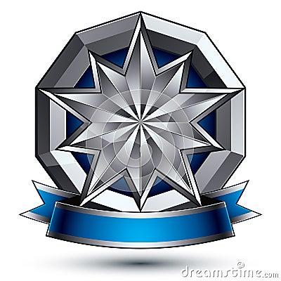 emblem background silver - photo #24