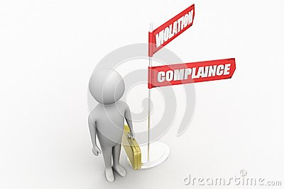 3d Violation And Compliance