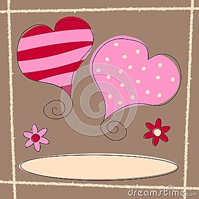 Día de tarjeta del día de San Valentín [2 retros]
