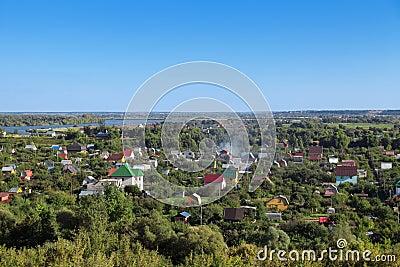 Dacha near Moscow