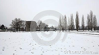 Dachau concentration camp Editorial Image