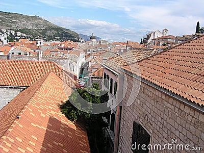 Dachspitzen (Dubrovnik)