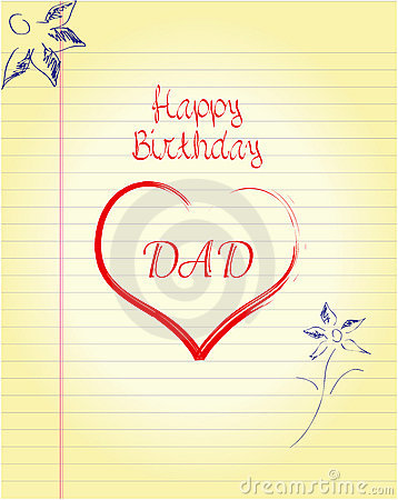 Dad s birthday