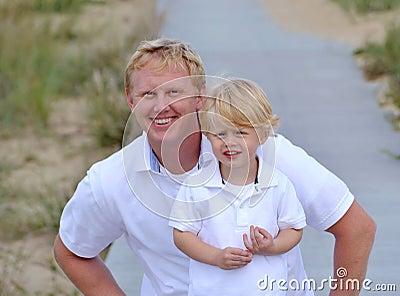 Dad Son