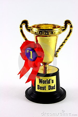 Dad Trophy Cup