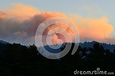 Dads Creek fire