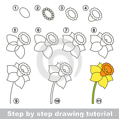 how to draw a yellow jacket step by step
