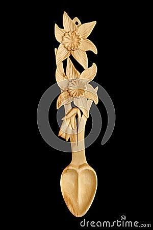 Daffodil Love Spoon
