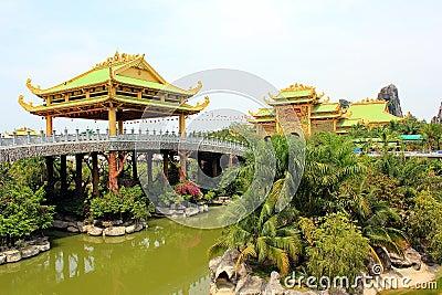 Dai Nam Wonderland, Vietnam Editorial Stock Image