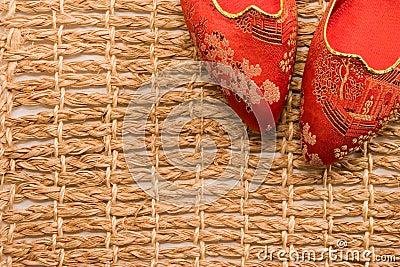 Dainty Japanese Slippers
