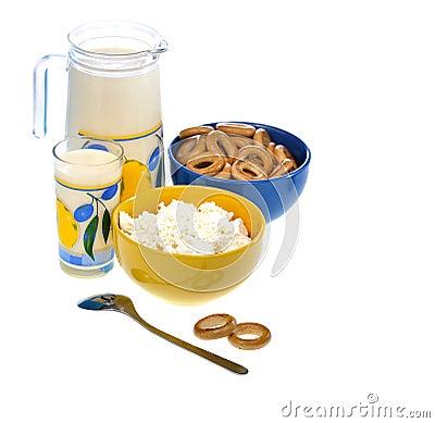 Free Dairy Food Stock Image - 17338871