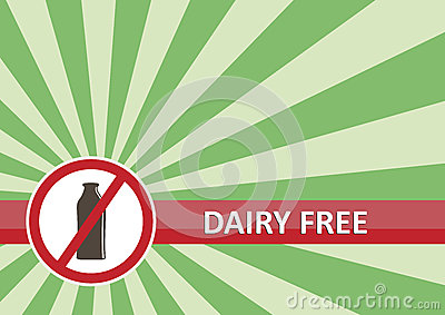 Dairy Free Banner