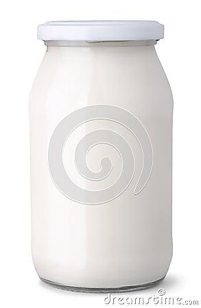 Dairy jar