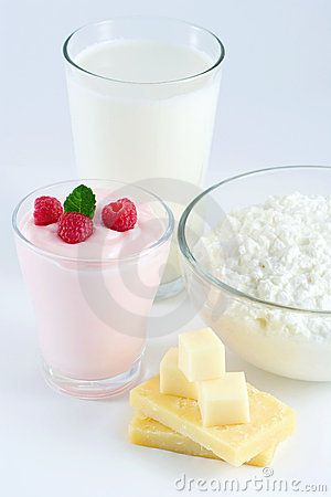 Free Dairy Products Stock Photos - 591333