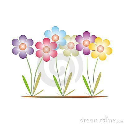 Free Daises Royalty Free Stock Image - 12772716