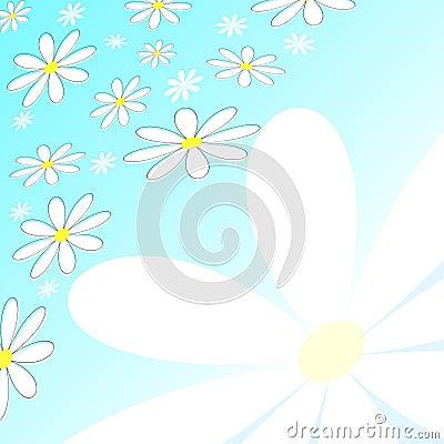 Free Daisy Background Royalty Free Stock Photo - 168295