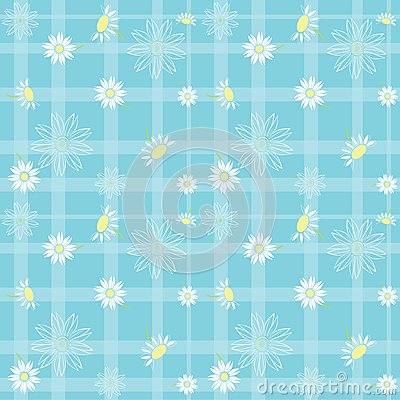 Daisy Background 2
