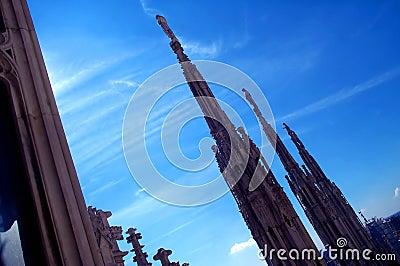 Dak 2 van de kathedraal