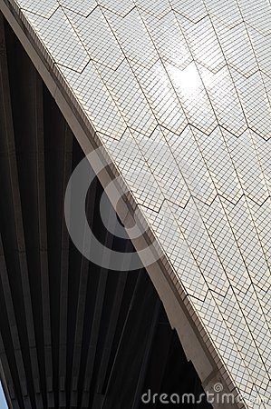 Dak van sydney opera house met tegels die op zon wijzen redactionele foto afbeelding 35505376 - Van schaduw dak ...