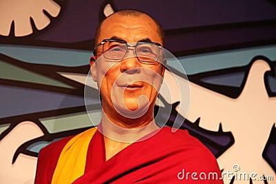 Dalai Lama Editorial Photo