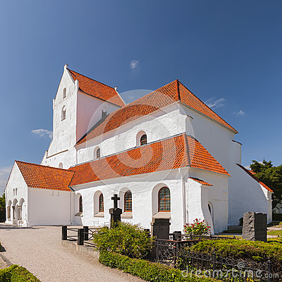 Free Dalby Kloster Royalty Free Stock Image - 56884246