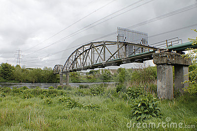 Daldowie Pipe Bridge
