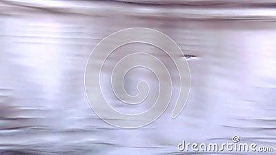 Dalende daling van water