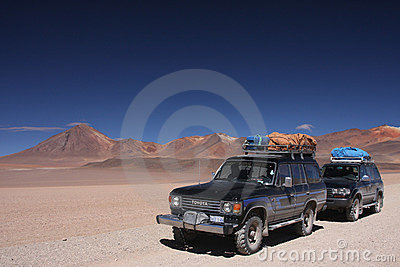 Dali desert Editorial Stock Image