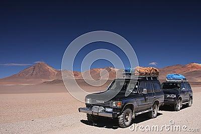 Dali desert Editorial Stock Image