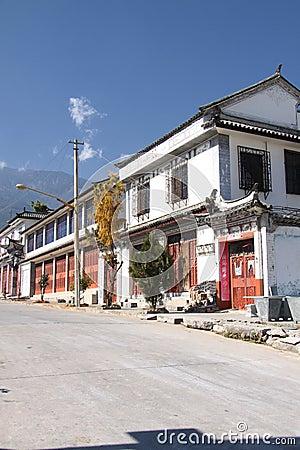 Dali old town yunnan province