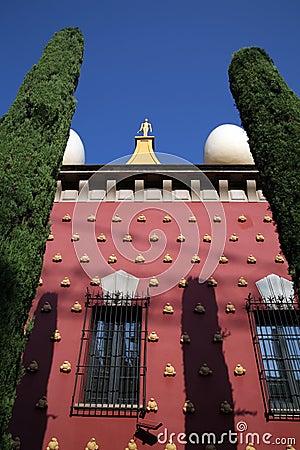 Dali Theatre-Museum, Figueres