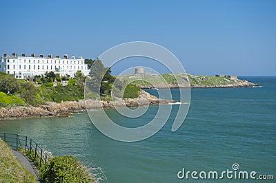 Dalkey coast
