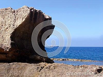 Dalla roccia