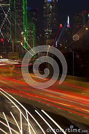 Dallas Texas - Abstract