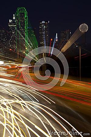 Dallas Texas (abstract)