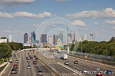 Dallas, Texas Editorial Stock Photo