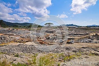 Dam Construction Machinery
