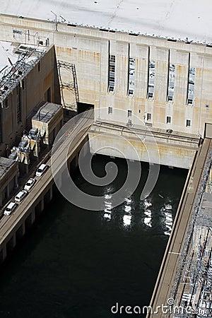 Dam Detail