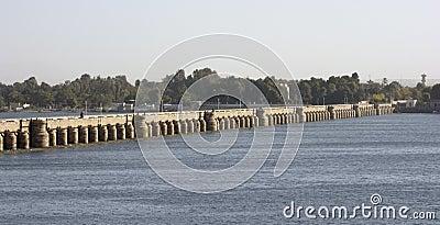 Dam in Esna