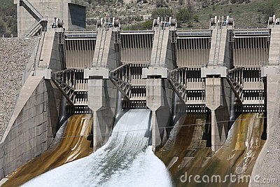 Dam in Turkey