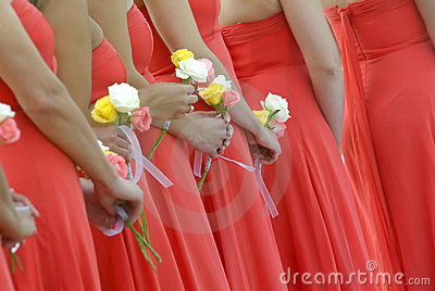 Damas de honor