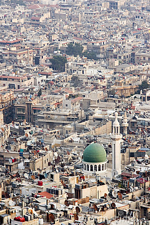 Damascus, capital of Syria