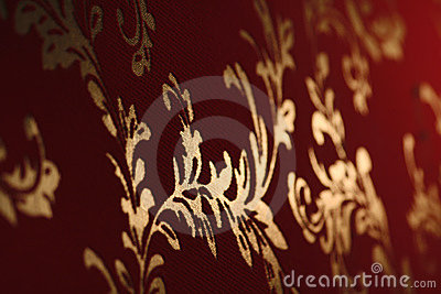 Damask old wallpapers