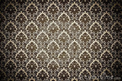 Damask texture background