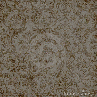 Free Damask Wallpaper Stock Image - 4337181