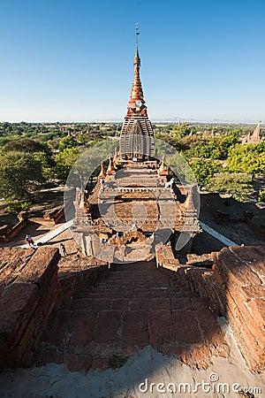 Damayazaka Pagoda