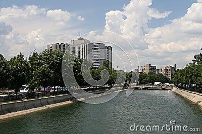 Dambovita river