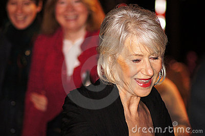 Dame Helen Miriam Image éditorial